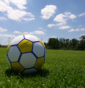 soccer-ball-on-field
