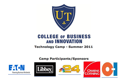 university of toledo college of business and innovation The university of toledo college of business and innovation offers the largest and most preferred mba programs ut's mba programs feature unmatched value and flexibility that help you expand.
