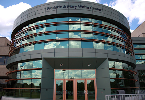 Frederic and Mary Wolfe Center
