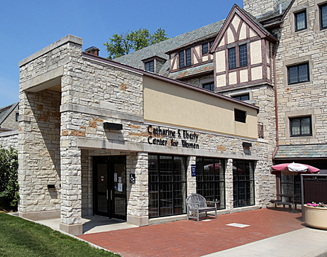 The Catharine S. Eberly Center for Women
