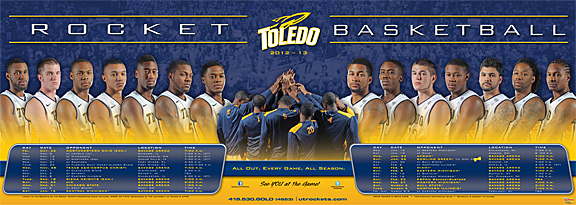 UT News » Blog Archive » Rocket men's basketball team ...