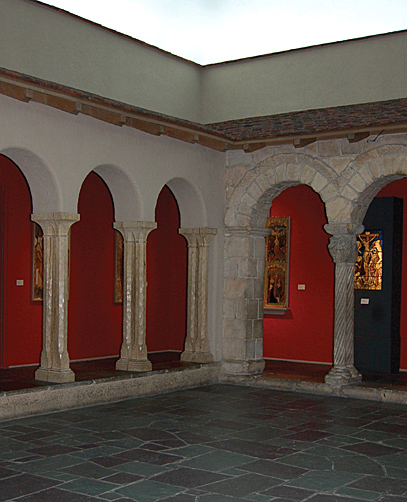 "The Toledo Museum of Art Cloister will be the site of the UT Opera Ensemble's performance of ""L'Orfeo""  Friday through Sunday, March 15-17."