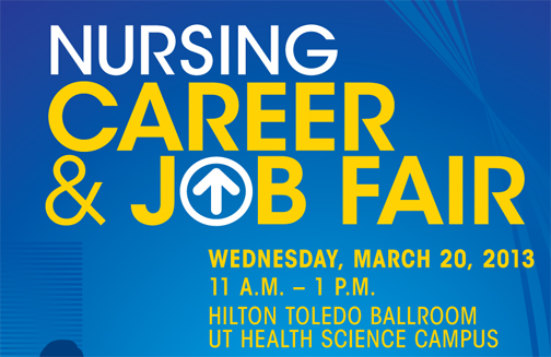 Nursing Career and Job Fair 2013
