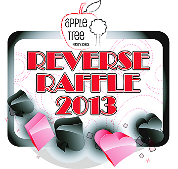 Apple Tree raffle logo 2013