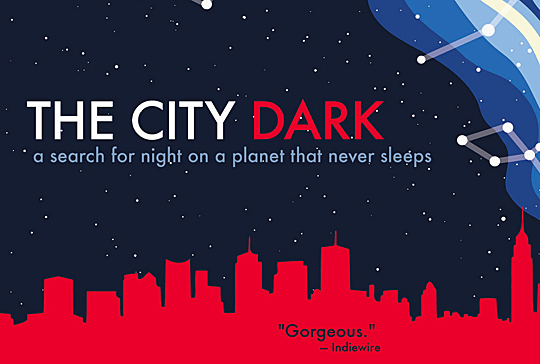 """The City Dark"" will be shown on Astronomy Day, Saturday, April 20, at 4 p.m. in Ritter Planetarium."