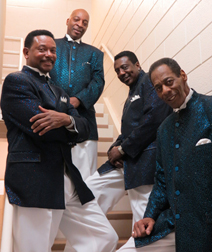 The Contours featuring Sylvester Potts