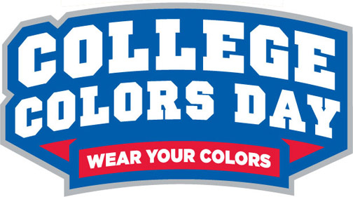 web college-colors-day