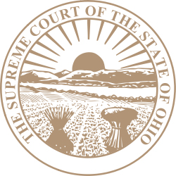Supreme Court of Ohio seal copy
