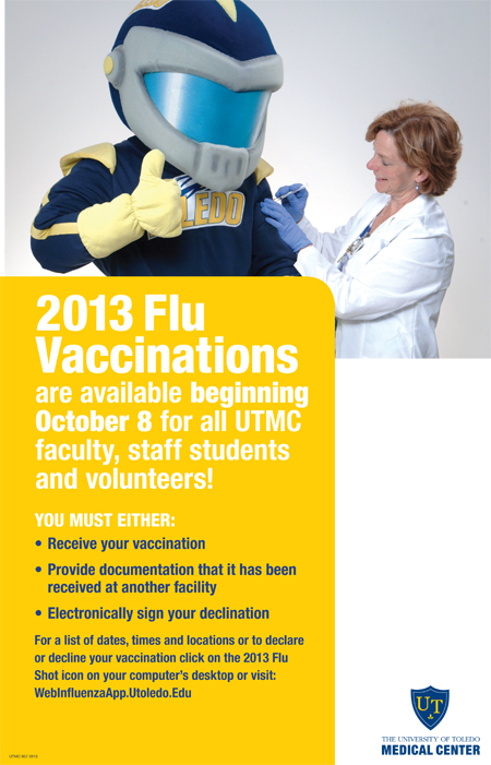 UTMC 957 flu shot 11x17