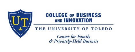 Center for Family Business logo
