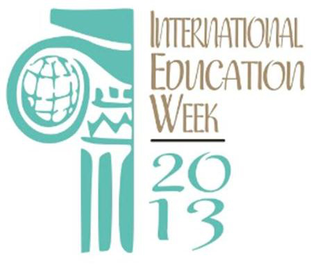 International Eudcation Week 2013 c logo