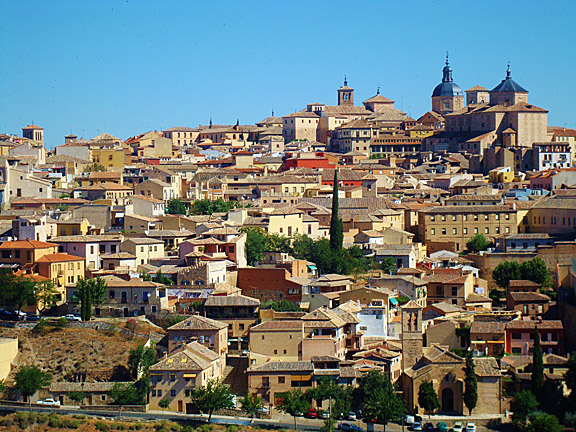 Lydia Kane won the student category with this photo of Toledo, Spain.