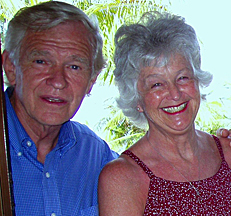 Dr. Richard and Millie Bransford