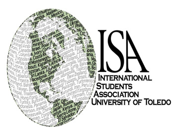 International Student Association logo