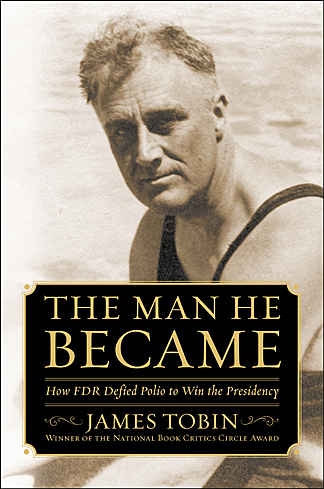 book jacket The Man He Became