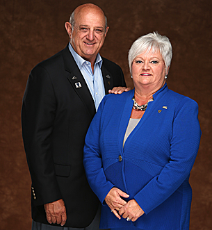 Roy and Marcia Armes