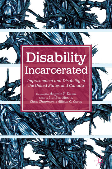 Disability Incarcerated book cover