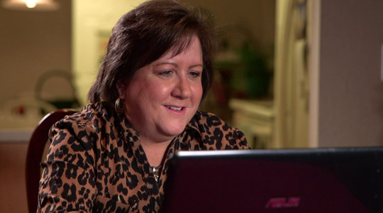 """Sherry Stanfa-Stanley is shown here in a still from """"20/20."""" She will appear on the ABC program Friday, Oct. 24, at 10 p.m."""