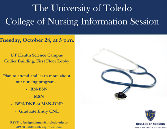 nursing info session
