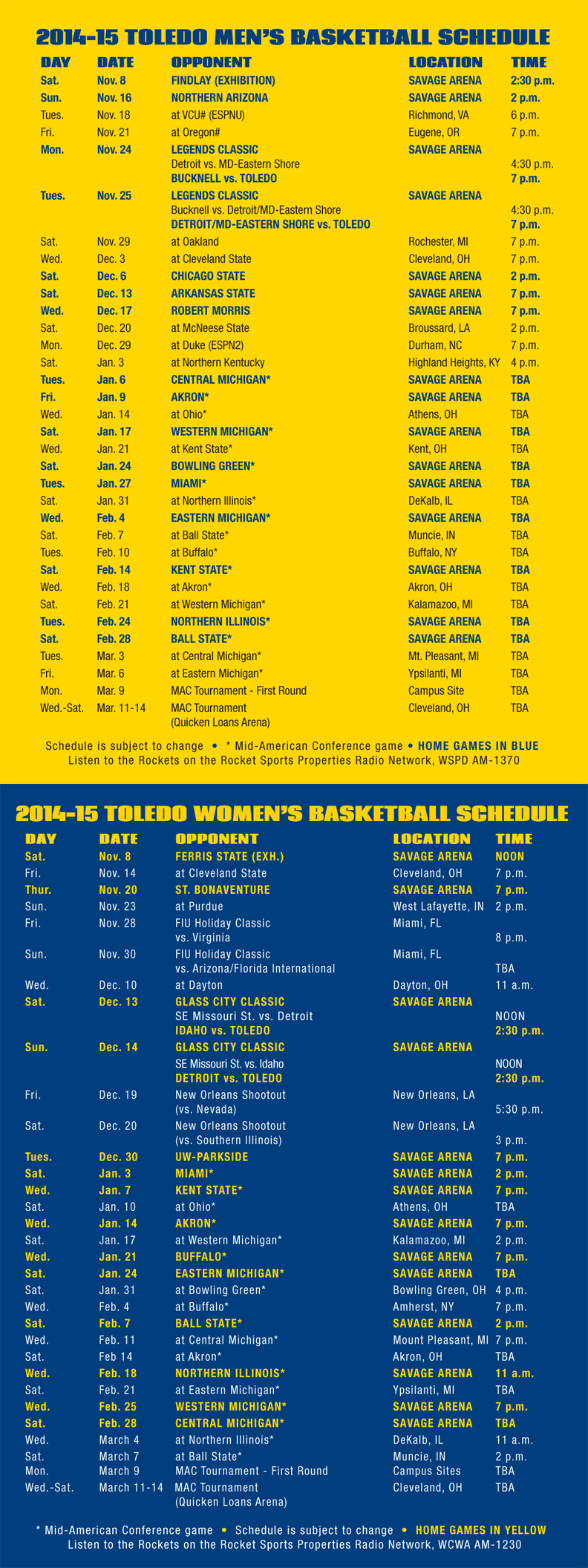 2014-2015 bball schedules web
