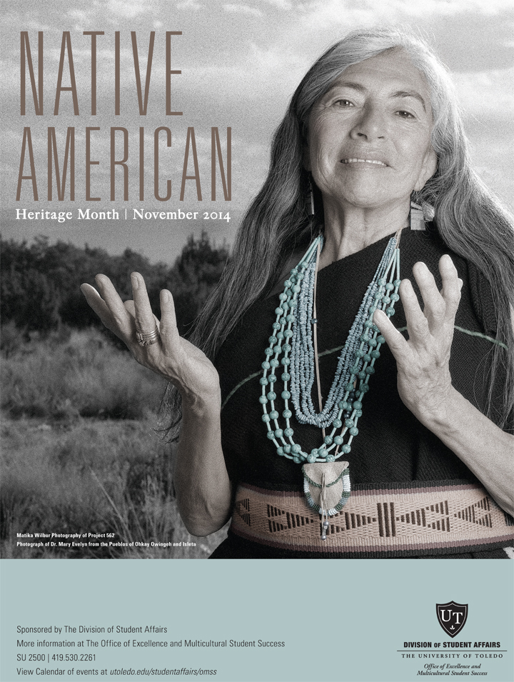 SA 1722 Native American Heritage Month