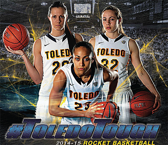 womens bball poster