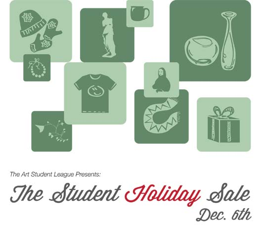 Student Holiday Sale Letter Paper copy