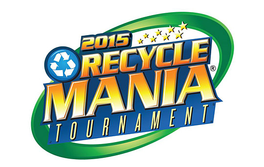 recyclemania 2015 logo