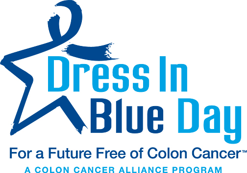 Dress in blue logo copy