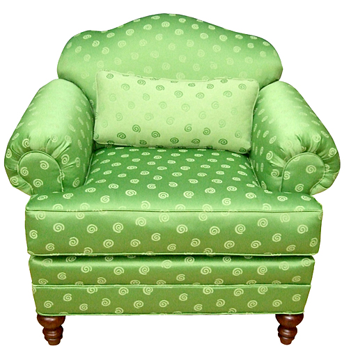 The Green Chair will be on Health Science Campus in April to help raise organ donation awareness.