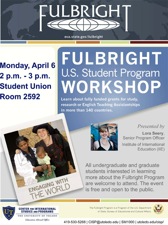 Fulbright visit on April 6 2015 .pub