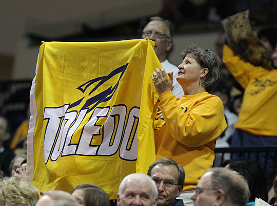 Fans came out to support the Rockets all season and in the WNIT.