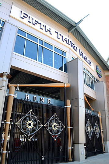 Find out what's planned for Fifth Third Field and the Warehouse District Thursday, Aug. 13.