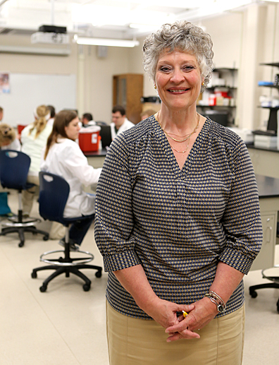 Catherine Shaffner is the new director of the Medical Technology Program.