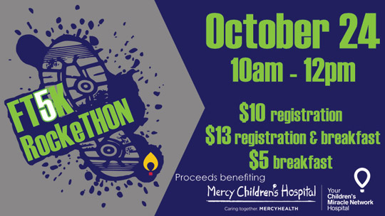 Rockethon 5K graphic web