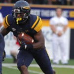 Sophomore Terry Swanson rushed for 139 yards vs. Ball State.