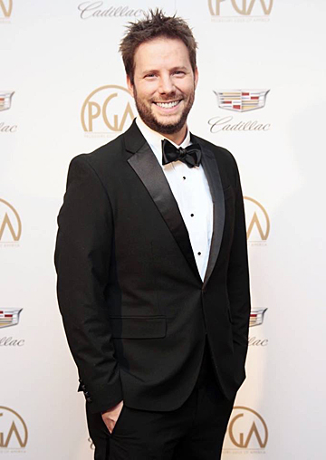 Eric Miller attended the 2016 Producers Guild Awards.