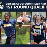 NCAA outdoor track and field qualifiers