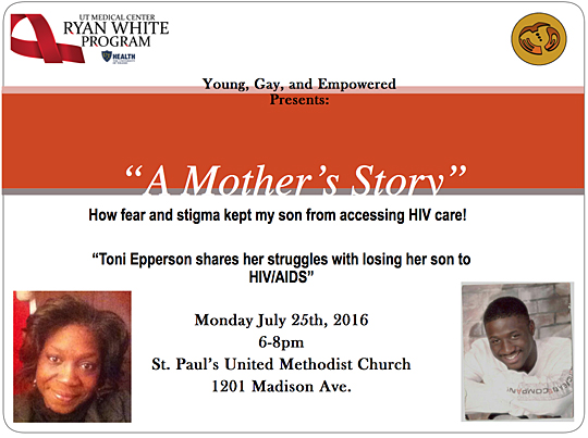 HIV July 25 forum