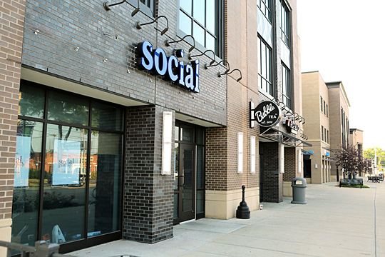 Social Gastropub will open Monday, Aug. 15, in the Gateway. The renovated eatery replaces Gradkowski's, a bar and restaurant that closed last month for the transition.