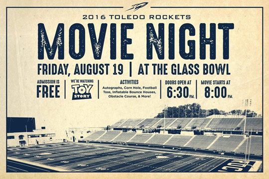 web movie night Aug. 19