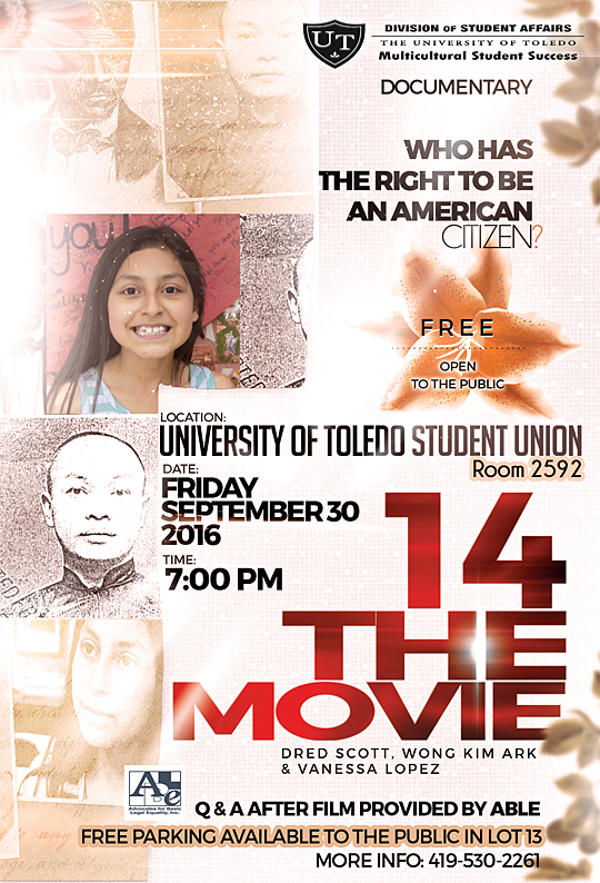 Hispanic Heritage Month movie screening