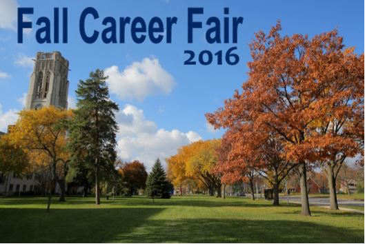 Career Fair 2016 image