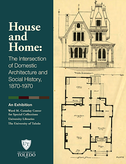 House and Home exhibit catalog cover