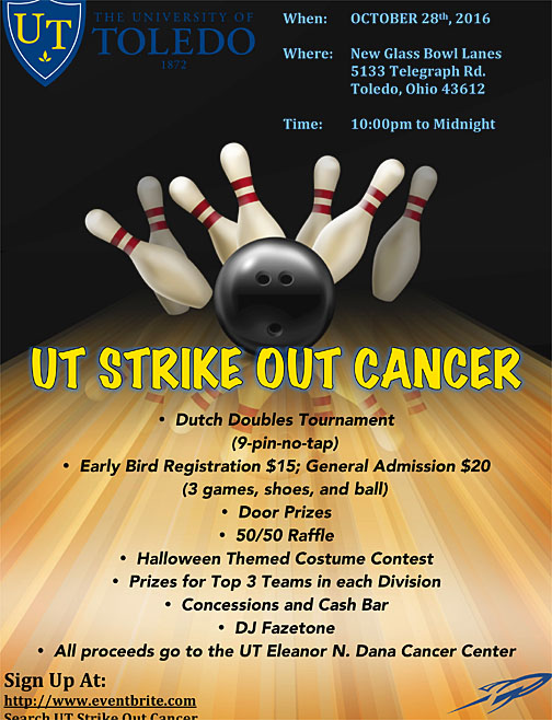 Microsoft Word - 2nd Annual UT STRIKE OUT CANCER flyer (002).doc