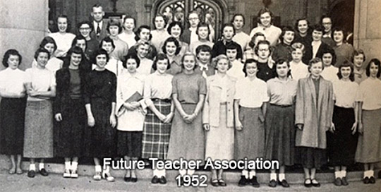 future teacher association 1952 copy