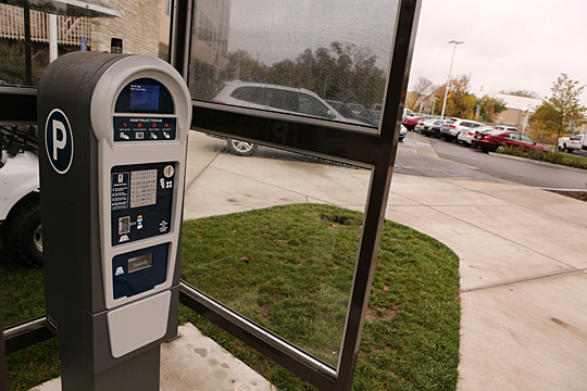 Parking area 11 south of the Snyder Memorial Building and east of the Student Union now offers 24-hour metered parking.
