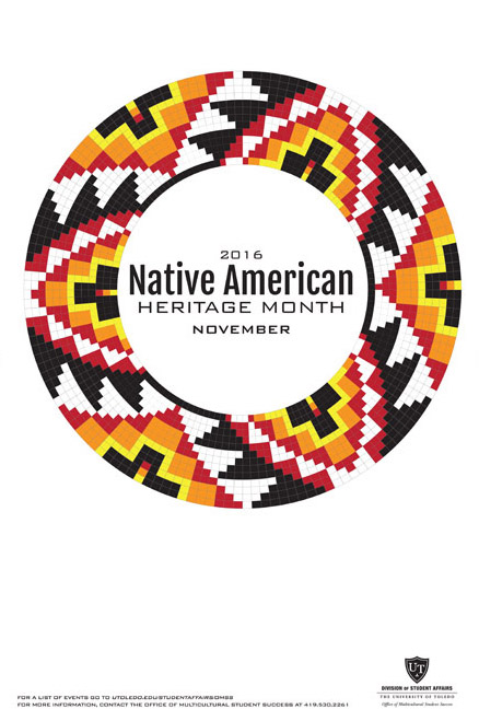 Native American Heritage Month 2016