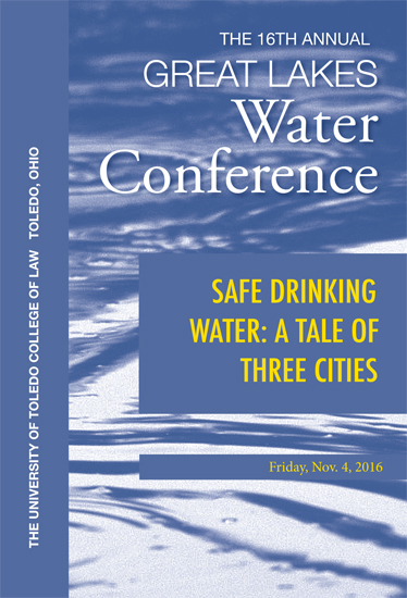water conference 2016