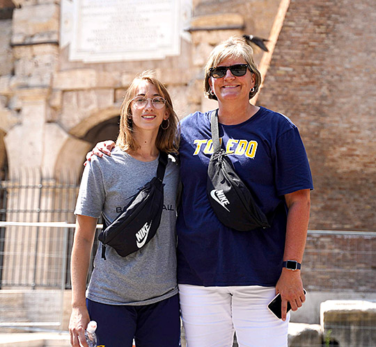 Women's Basketball Team Travels to Italy for Exhibition ...